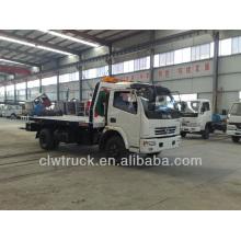 Dongfeng mini 3800mm Wrecker Truck, 4 * 2 Abschleppwagen zum Verkauf