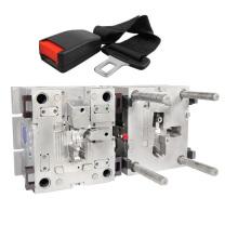 custom automotive mould car spar parts molding plastic injection car seat belt buckle mold