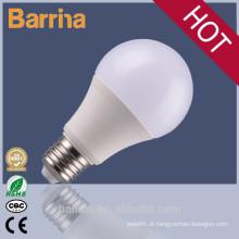 2015 novo design 7W bulbo levado, lâmpada bulbo led barato por atacado