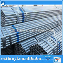Tubo sem costura de aço inoxidável ASTM A252