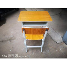 Durable and Stable School Desk and Chair for Students