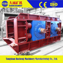 Limestone Production Line Double Roll Crusher