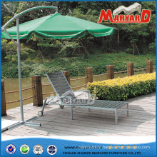WPC/Polywood Garden Outdoor Furniture Sunbed