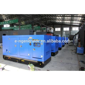 Grupo electrógeno diesel Prime Power 250kva, grupo electrógeno con motor diesel NT855-GA con garantía global