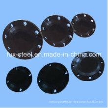 ANSI 400lb Blind Flange (black flange, black paint, black painting)