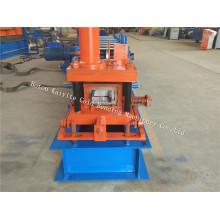 Galvanized Steel C Section Purlin Machine