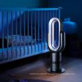 2018 Fashion Design Powerful PTC ceramic Stand Fan Heater 10 inch