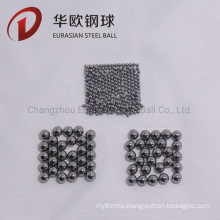 """3/8"""" 1/2"""" Miniature Size AISI440c Solid Metal Magnetic Ball Stainless Steel Ball for Bearing Parts"""