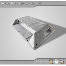 Coque d'affichage en aluminium et moulage sous pression