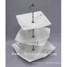 Vajilla de porcelana (CY-P12231)