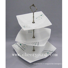 Vaisselle en porcelaine (CY-P12231)