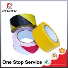 Гуанчжоу Производитель ПВХ подземный кабель ленты желтый красный белый осторожно обнаруженная Предупреждающая лента Цена