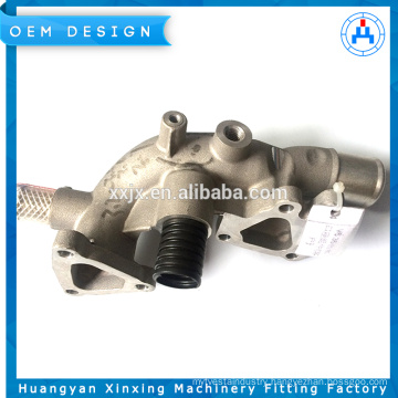 taizhou OEM high precision Pipe parts latest die casting