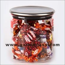 Storage Jar, Sugar Jar, Cruet, Spice Jar, Glass Jar (GB-8398)