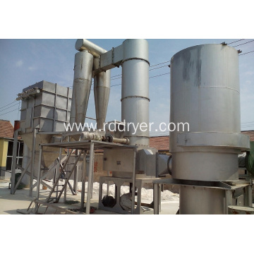 Silica Sand Spin Flash Dryer machinery