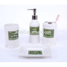 Accesorio de cerámica caliente del cuarto de baño de la porcelana de la venta al por mayor caliente
