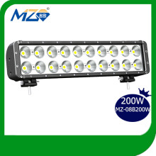200W High Power Cree LED Off Road LED Light Bar Factory Price Tractor Lights Emergency Truck Work Lamp