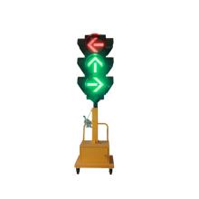 Lámpara solar de luz de señal de tráfico LED DC 12v 24v
