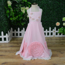 Wholesale princess lovely wedding dress for kids