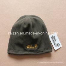 Sombrero de lana de punto doble de escalada de montaña al aire libre