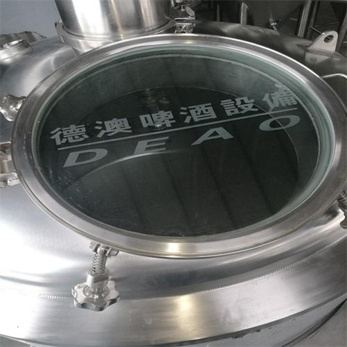 brewhouse glass manhole