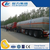 ADR stainless steel SS304 40000L fuel trailer for sales