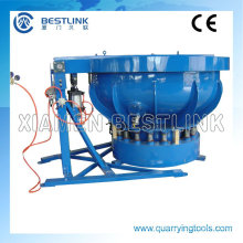 Vibratory Surface Finishing Machine for Granite and Marble