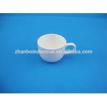 Coffre Eco-Friendly et tasses et soucoupes Tasse à café en porcelaine
