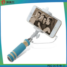 2016 Factory Price Wired Selfie Stick Selfie Monopod