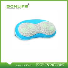 Multi-function Mini electric heated neck massage pillow