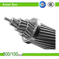 AAC / AAAC-Leiter verzinktem Stahl verstärkt ACSR Direct Hersteller