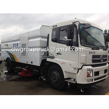 Dongfeng Tianjin 16CBM Sweeper Vacuum Road Sweeper