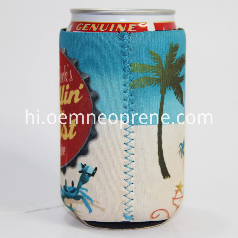 12 oz neoprene cooler
