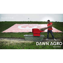 DAWN AGRO Multicrop Paddy Rice Thresher Machine Prix à vendre