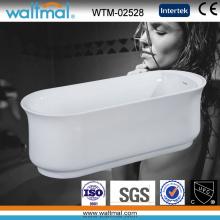 Baignoire de trempage en vrac à débordement mince de haute qualité (WTM-02528)