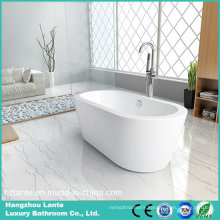 Cheap Simple Acrylic Freestanding Bathtub (LT-2D)