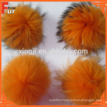 Real Raccoon Fur, Pom Pom Fur Balls