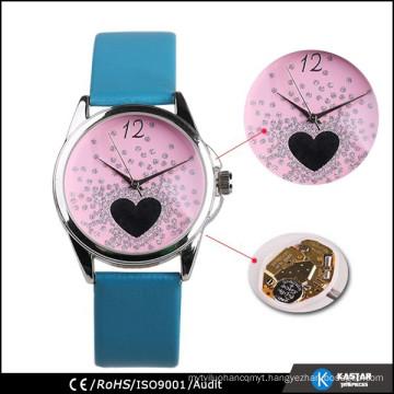 Vogue watch leather watch strap China supplier