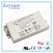 AC-DC 10W 12V AC-DC Constant Voltage LED Driver (CE TUV UL CUL approved)