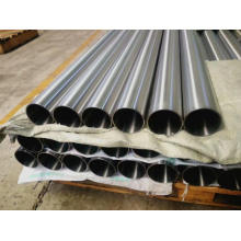 Titanium Pipe Gr2 Gr3 Titanium Round Seamless Pipe