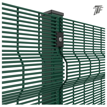 76.2×12.7mm Welded wire mesh fencing panel