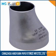 Reductores excéntricos de acero inoxidable