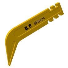 Construction machinery 195-7219  SCARIFIER SHANK