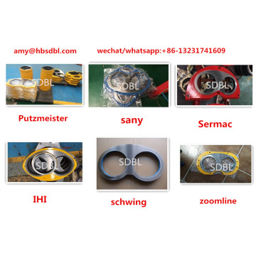 XCMG+Tungsten+Hard+Alloy+Wear+Plate+And+Cutting+Ring