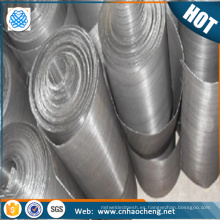 Alibaba China 24 * 110 12 * 64 malla 304 holandés tejer malla de alambre de acero inoxidable