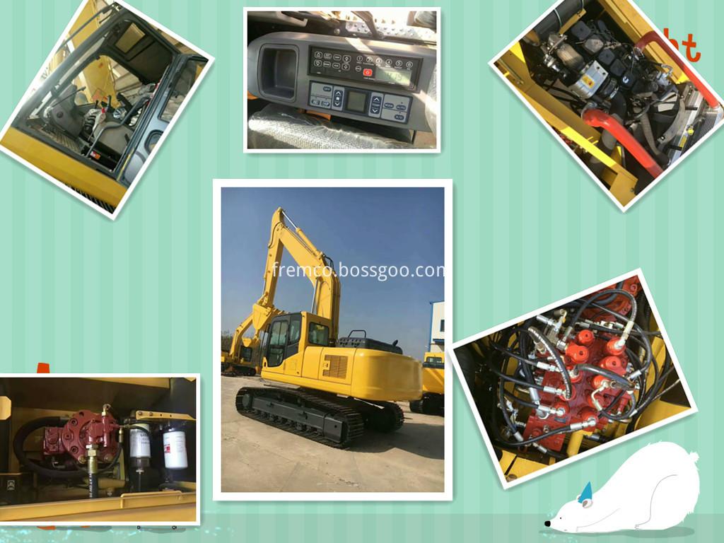 Crawler Excavator 28 Tons