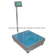 Plataforma electrónica de pesaje de acero inoxidable digital de acero inoxidable
