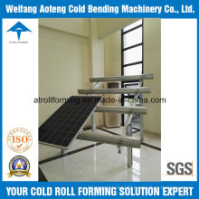 Solar Stand Roll Forming Machine