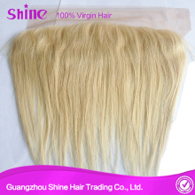 High Quality Blonde Lace 613 Color Frontal