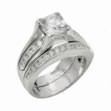 Arrows Wedding Ring, Available in Different Colors, Materials and Designs